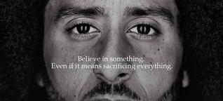 """""""Nike-Werbespot ist eine großartige, mutige Aktion"""""""