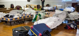 Studentisches Wohnen: Letzter Ausweg Notschlafstelle