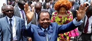 Präsidentschaftswahl in Kamerun: Wahl unter besonderen Umständen