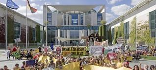 23-Jährige über Klima-Versagen: Danke für nichts
