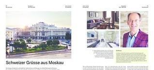 Schweizer Grüsse aus Moskau