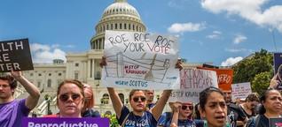Endspurt im Kampf um den Supreme Court