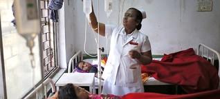 """Indiens neue Krankenversicherung: """"Modicare"""" für Millionen arme Inder"""