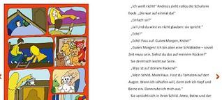 Roberto, die sprechende Schildkroete -Kinderbuch von Helga Wäß