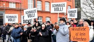 Neonazis gegen Geflüchtete: Die Stimmung in Cottbus ist aufgeheizt