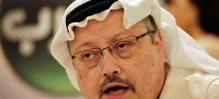 Was passierte mit Jamal Khashoggi?