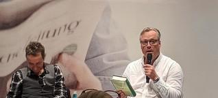 "Jonas Jonasson: ""Ich überlebe durch Humor"""