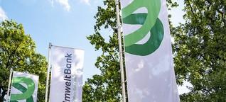 Umweltbank-Aktie // Ganz viel grüner Value