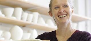 Das Porträt: Porzellankünstlerin Birgit Finke