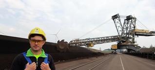 Wie sich Kohlearbeiter auf den Ausstieg vorbereiten | DW | 01.06.2018