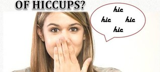 HICCUPS! HOW TO GET RID OF HICCUPS INSTANTLY AT HOME?