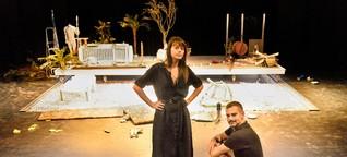 Nationaltheater Athen: Sie spielen sich selbst