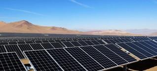 Studie: Mit Erneuerbaren die Wüste begrünen | Edison