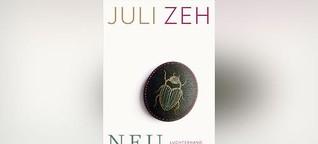 """""""Neujahr"""" - Juli Zehs neuer Roman ist erschienen"""