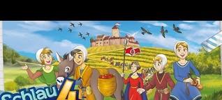 Schlau wie 4 - Folge 6: Ritter und Burgen - Reise ins Mittelalter