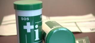 Video Die Notfalldose - Rettung aus dem Kühlschrank