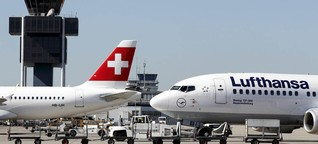 Swiss bringt der Lufthansa einen satten Gewinn