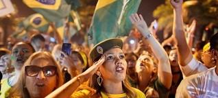 Brasilien: Hoffen auf den Hetzer
