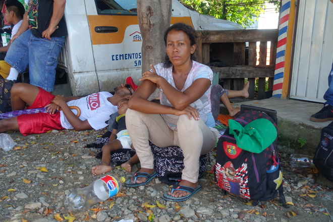 Exodus Honduras