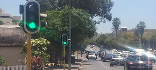 Linksverkehr und noch viel mehr: Autofahren in Südafrika | Elefant-Tours