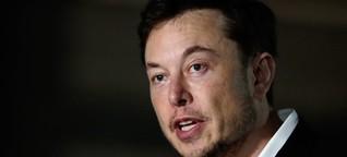 Tesla-Gründer Elon Musk - seine Freunde, seine Feinde