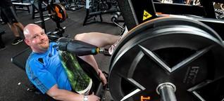 Heinz Gräwe leidet an Krebs - und ist täglich im Fitnessstudio