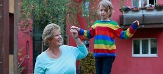 Enkelbetreuung hält Oma und Opa jung
