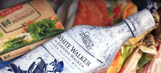 """Game of Thrones""-Whisky im Test: Johnnie Walker White Walker"