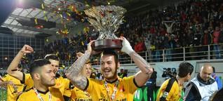 Saison 2015-2016 : Un an de football en Roumanie