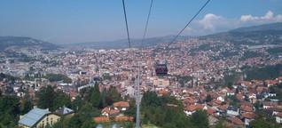 Taxi to Sarajevo