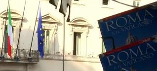 Italien: Reaktionen zum Haushaltsstreit