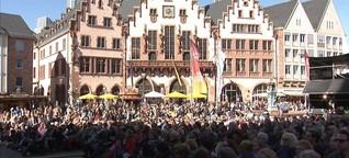 heute in Deutschland: 600 Jahre Roma in Frankfurt