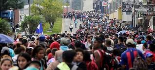 """Bartolo Fuentes: """"La gente en Honduras está con la mochila lista para partir"""""""