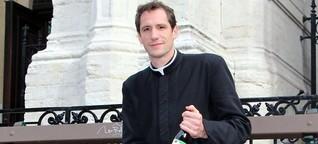 Der Zweck heiligt das Bier - Pfarrer braut für Kirche
