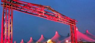 Tollwood Winterfestival Muenchen