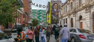 Johannesburg: Die Stadt des Lichts
