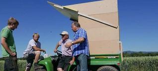 Wie der neue Stadtteil die letzten Frankfurter Bauern vertreibt | Frankfurter Neue Presse