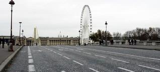 Alltag nach dem Terror: Die Stille in den Straßen der Stadt