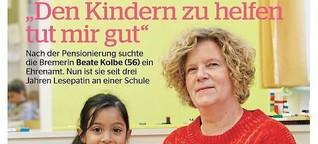"""""""Den Kindern zu helfen tut mir gut"""" (bella, 05/2018)"""