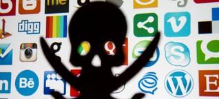 Cyberkriminelle nutzen Schwachstellen in sozialen Netzwerken