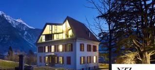 Gebäude vergrössert, Energieverbrauch gesenkt