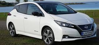 Langstreckentest im Nissan Leaf