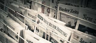 Konstruktiver Journalismus - Die Selbsttötung der Informationsmedien
