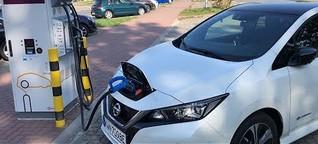Videotagebuch: Nissan Leaf im Alltagstest