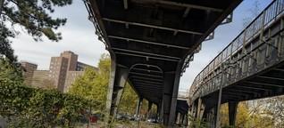 Jede Menge Pläne für die neue alte Siemensbahn