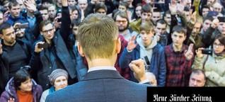 Ein Mann will Russland aufwecken | NZZ