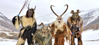 Schnalstaler Gletscher in Südtirol: Ork? Oder Yeti? Krampus! - SPIEGEL ONLINE - Reise