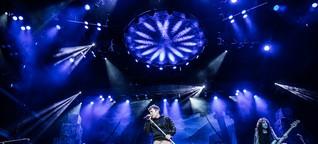 Iron Maiden live in Berlin: 10 Beobachtungen