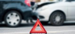 Wann, wie oft und wo es im Raum Heilbronn zu Verkehrsunfällen kommt