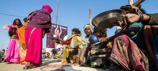 Wie man mit Armut im Urlaubsland umgeht